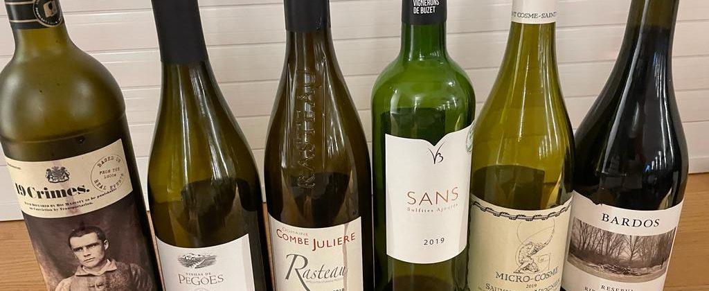 September wines